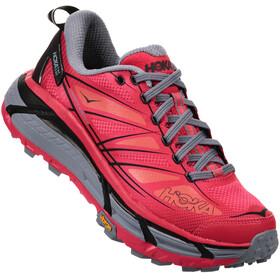 Hoka One One W's Mafate Speed 2 Running Shoes Azalea/Black